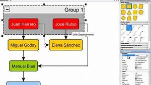 Diagramas De Flujo Autom U00e1ticos Con Libreoffice Calc Y Yed