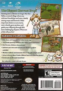 Harvest Moon A Wonderful Life Box Shot For Gamecube