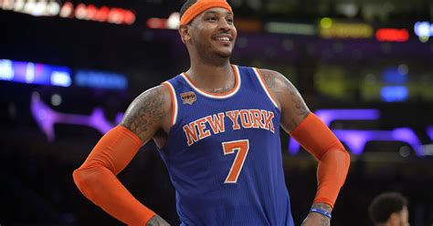 clippers  strong interest  adding carmelo anthony