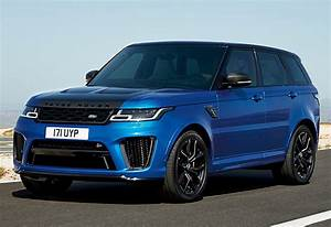 Range Rover Sport Dimensions : 2018 land rover range rover sport svr specifications photo price information rating ~ Maxctalentgroup.com Avis de Voitures