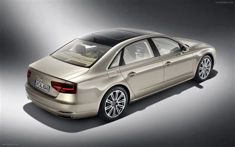 Audi A8 L W12 2011 Widescreen Exotic Car Pictures #06 Of