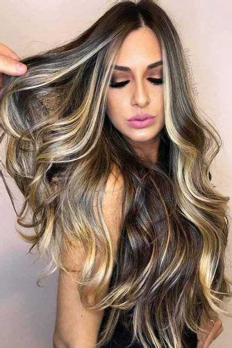 m 225 s de 25 ideas incre 237 bles sobre rayitos para cabello en rayitos en cabello oscuro