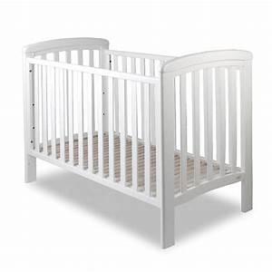 łóżeczka Dla Niemowląt : troll nursery nicole eczko niemowl ce 120x60 bia e ~ Markanthonyermac.com Haus und Dekorationen