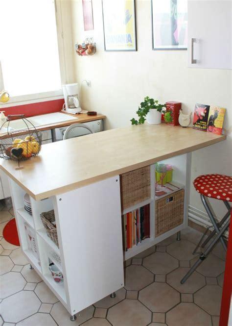 tuto bureau a distance transformer une étagère ikea en un très beau meuble l