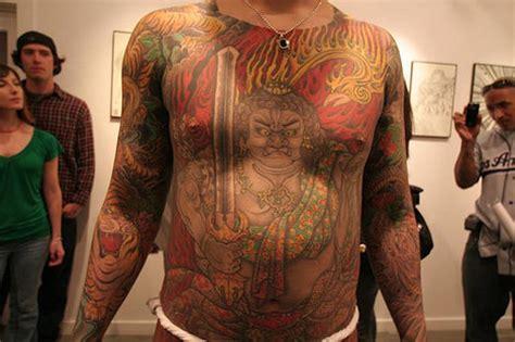 tatouage japonais ile de france modeles  exemples