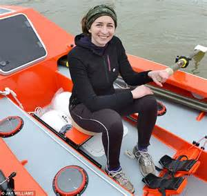 Row Boat From California To Hawaii by Elsa Hammond Abandons Attempt To Become Youngest To