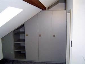 Schrank Unter Dachschräge : einbau schrank unter dachschr ge m bel innenausbau galerie ~ Sanjose-hotels-ca.com Haus und Dekorationen