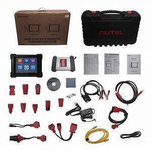 Autel Maxisys Pro Ms908p Packing List  Maxisys Pro Quick