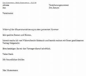 Haus Kündigung Schreiben : k ndigungsschreiben hausratversicherung runterladen und ~ Lizthompson.info Haus und Dekorationen