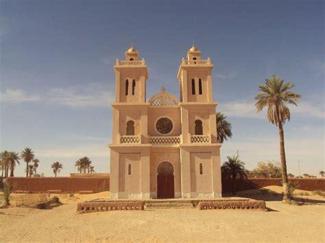 """El Goléa - l'église - Photo de Sud Algérien - """"La Route du ..."""