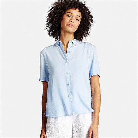 light blue blouse for women light blue women 39 s blouse collar blouses