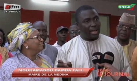 magistrat du si鑒e vidéo bamba fall si un magistrat dit que la justice n est pas indépendante il faut s attendre à tout senegal7