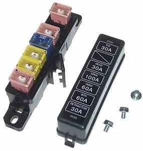 89-91 Rx7 Fuse Box  Lid  U0026 Fuses  Fc01-66-760