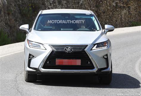 Lexus Rx Facelift 2019 Motor Ausstattung by 2019 Lexus Rx