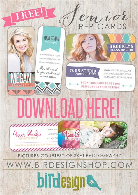Model Comp Card Template Free