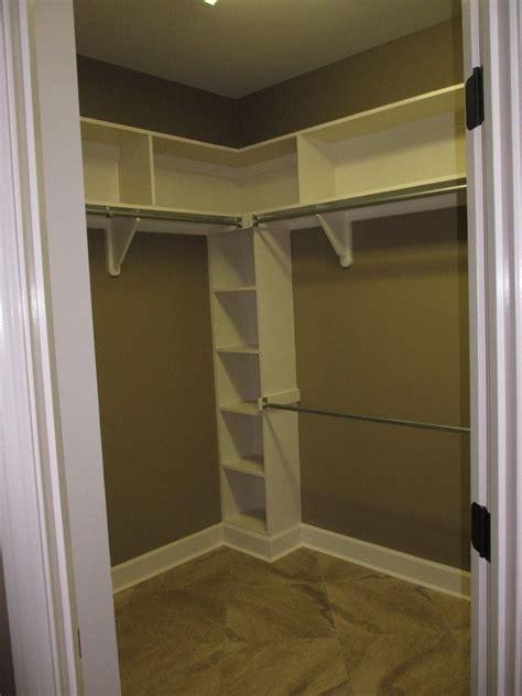 Shelves In A Closet by Superb Closet Corner Shelf With Closet Corner Shelf And