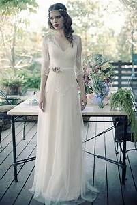 la robe de mariee vintage les meilleures variantes With robe de mariée vintage dentelle