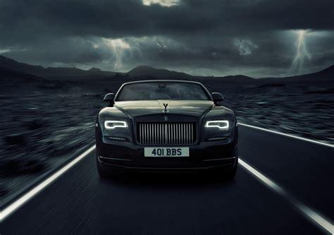 2017 Yeni Rolls Royce Dawn Black Badge Zellikleri