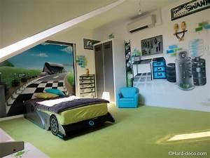 deco chambre garcon garage With les chambre des garcon