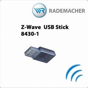 Usb Stick Online Bestellen : rademacher z wave usb stick 8430 1 f r homepilot f r 65 55 ~ Jslefanu.com Haus und Dekorationen