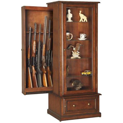 hidden gun cabinet furniture hiding guns where to stash firearms without a safe