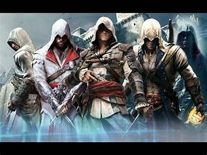 Assassin's Creed - Four Legends of the Past [FR] [HD ...