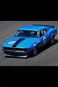 1970 SCCA Trans AM Race Cars