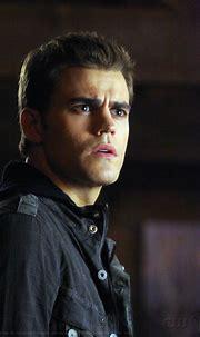 Paul Wesley as Stefan Salvatore - TV Fanatic