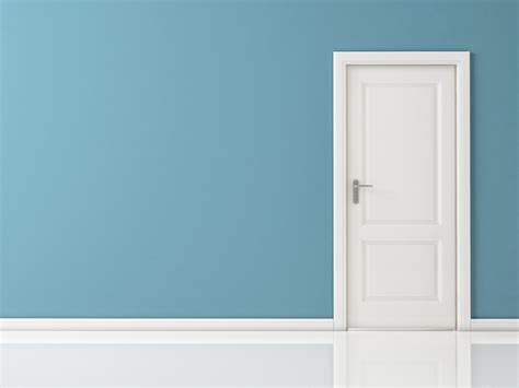 door in wall choosing the right doors for the interior of your house