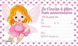 Invitation Anniversaire Fille 9 Ans : invitation anniversaire fille gratuite invitation ~ Melissatoandfro.com Idées de Décoration