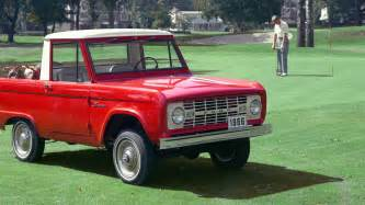 ford bronco   years history   suv icon