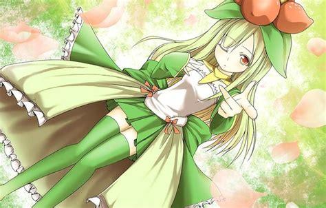 Wallpaper Girl, Anime, Elf Images For Desktop, Section