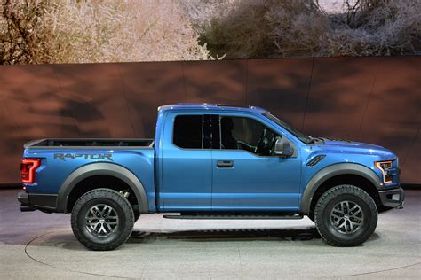ford raptor revealed