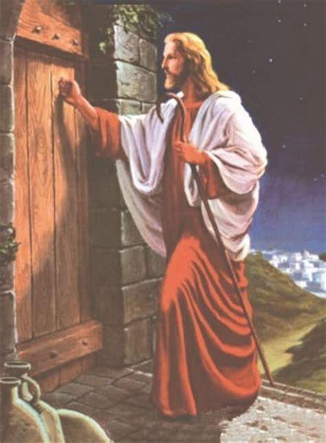 jesus knocking at the door painting jesus knocking painting promotion shop for promotional