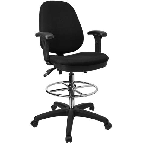 ergonomic multi functional paddle drafting stool