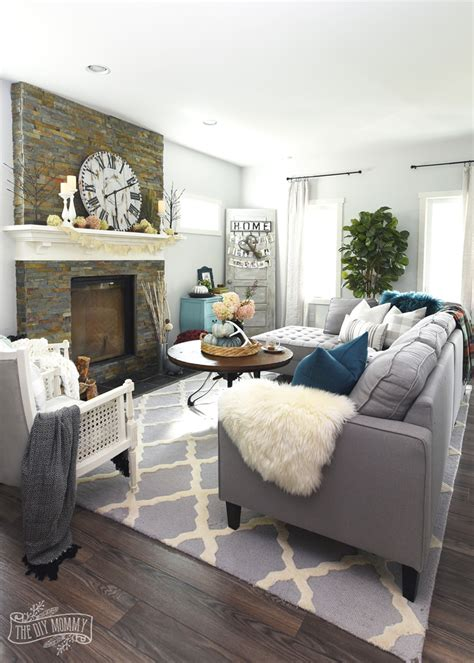 Country Livingrooms by My Home Style Before And After Modern Boho Country Living