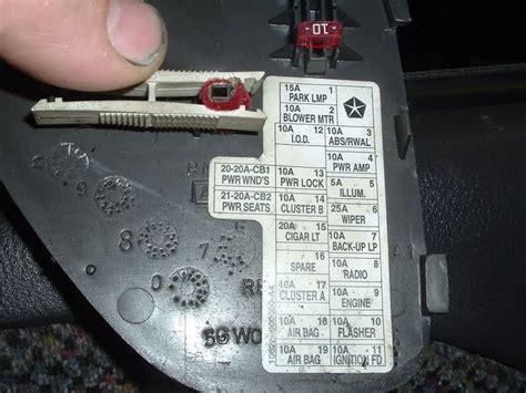 dodge ram fuse boxramwiring diagram images  dodge dodge dog tag necklace dog tags