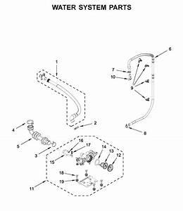 Inglis Ifw5900hw1 Washer Parts