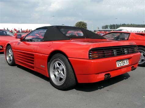 Ferrari 348 Spider High Resolution Image (2 of 2)