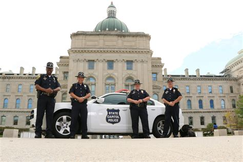 isp capitol police