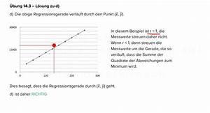 Regressionsgerade Berechnen : regressionsgerade wie kommt man auf diese regressionsgerade mathelounge ~ Themetempest.com Abrechnung