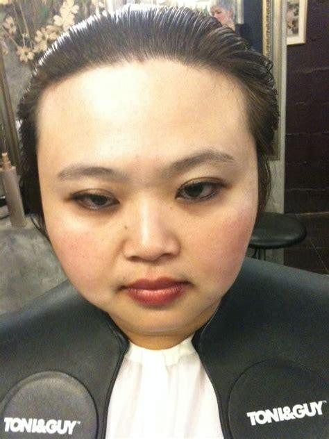 jacqueline changs life   hairdresser  short hair