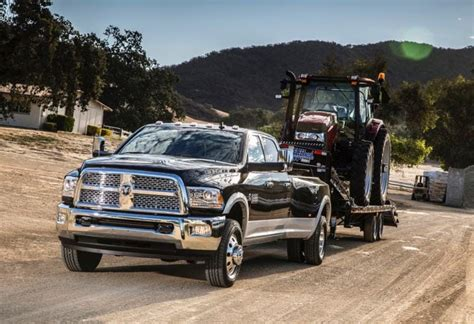 ford    ram  towing capacity row product