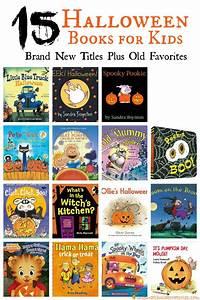 7 New Halloween Books for Kids Plus 8 Favorites ...