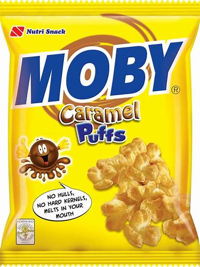 Moby Caramel Snack Puff Puffs Nutrition Facts