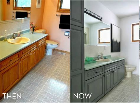 Bathroom Makeovers On A Tight Budget by 7 Budget Friendly And Beautiful Bathroom Makeovers