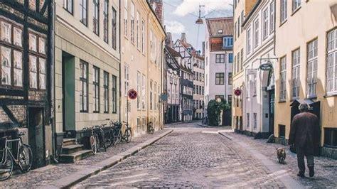 Neighbourhoods In And Around Copenhagen