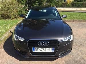 Audi A5 Sportback Business Line : troc echange audi a5 sportback 2 0 tdi 150 business line sur france ~ Gottalentnigeria.com Avis de Voitures
