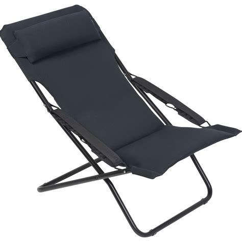 lafuma chaise lafuma transabed xl plus ac lounge chair backcountry com