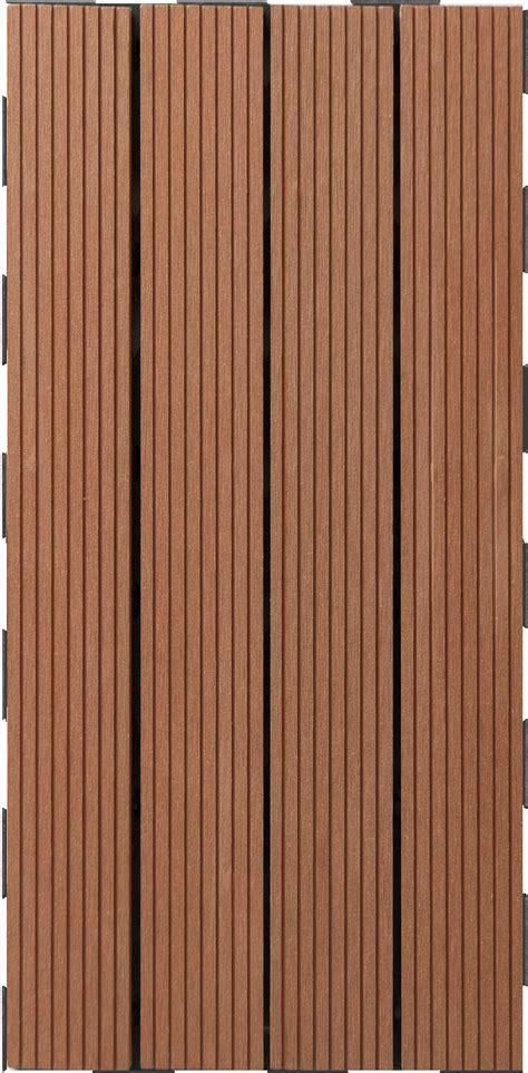 dalle terrasse composite pas cher 4 lot de 10 dalles composites gris clipsables 30x30